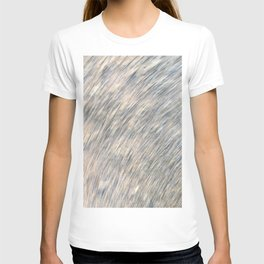 Sand stone scribble T-shirt