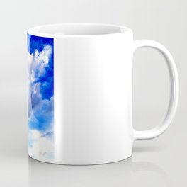 Blue Skies Will Never Fade Coffee Mug