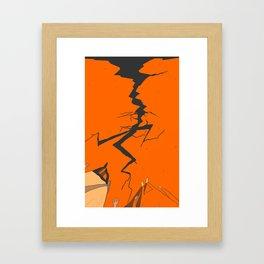 Whoopsies Framed Art Print