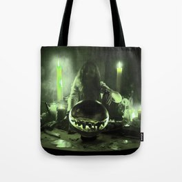 2:30 Gypsy Green Fortune Tote Bag