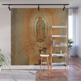 Our Lady of Guadalupe Wall Mural