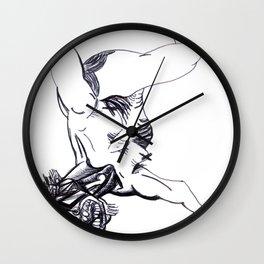 el once de septiembre del año dos mil uno Wall Clock