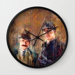 Sherlock Special Wall Clock