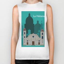 La Habana Biker Tank