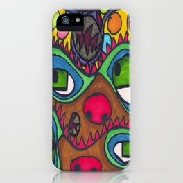 Look Out iPhone Case