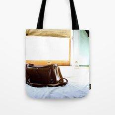 Traveler Tote Bag