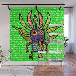 Mexicanitos al grito - Alexbrijin Wall Mural