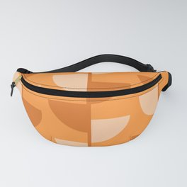 Orange Slices In The Summer - Fruit Series Fanny Pack