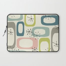 Mid Century Modern Shapes #society6 #buyart Laptop Sleeve