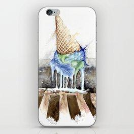 Take Care iPhone Skin