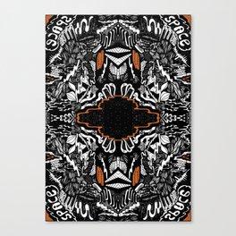Space Rift Canvas Print
