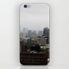City Buildings Chicago Original Color Photo iPhone & iPod Skin