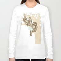 evolution Long Sleeve T-shirts featuring Evolution by Mirisch