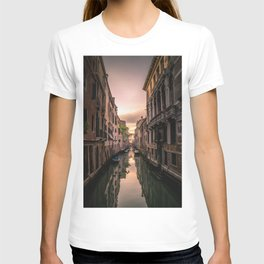 Canal of Venice T-shirt