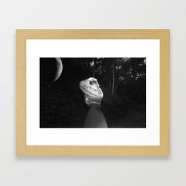 Neurosis and Everyday Life Framed Art Print