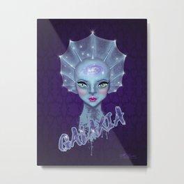 Galaxia Metal Print