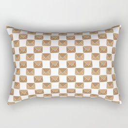 Envelopes Rectangular Pillow