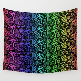 Joshua Tree Colores By CREYES Wall Tapestry