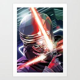 SW#70 Art Print