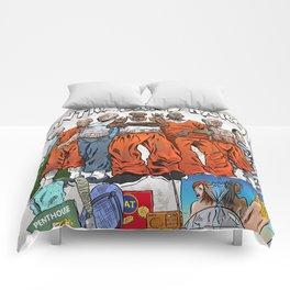 Contraband Baron Comforters