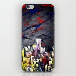 HighTopCity iPhone Skin