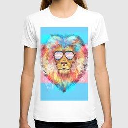 Trans Lion Pride T-shirt
