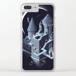 Monumental Harry Clear iPhone Case