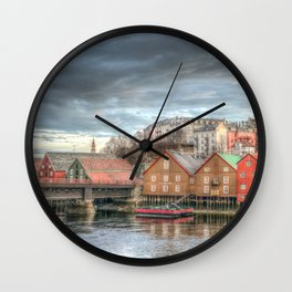 The beauty of home Wall Clock