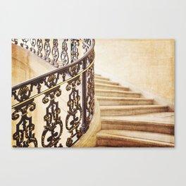 For A Dancer Canvas Print