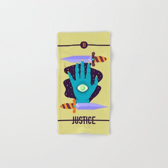 JUSTICE Hand & Bath Towel