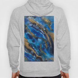 Abstract Geode 2 Hoody