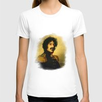 replaceface T-shirts featuring Frank Zappa - replaceface by replaceface
