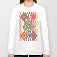 easter Long Sleeve T-shirts featuring Easter by Smiley's Dreamboat