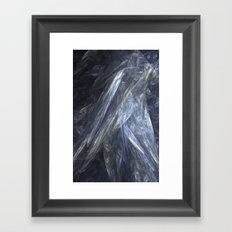 Smokey Gossamer  Framed Art Print