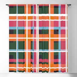 Geometric Shape 05 Blackout Curtain