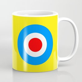 Happy Dots Coffee Mug
