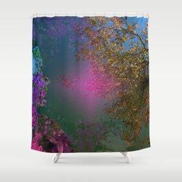 Rebirth SS16 Shower Curtain