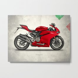 The Panigale 959 Metal Print