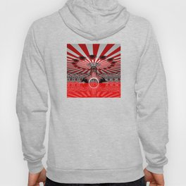 The Red Carousel Hoody