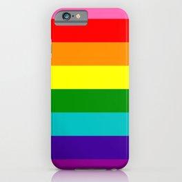 Gay Pride iPhone Case