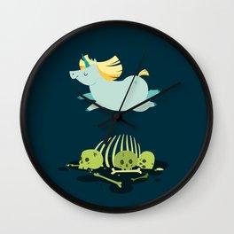 Chubbycorn Wall Clock