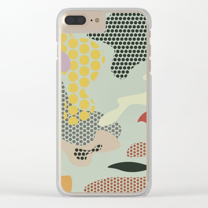 SPAM Clear iPhone Case