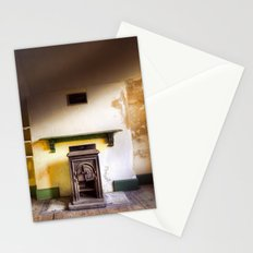 Empty Room Stationery Cards