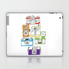 Colorful Cameras Laptop & iPad Skin