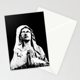 Cold Prayer  Stationery Cards