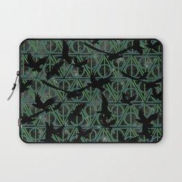 Dark Souls Green Laptop Sleeve
