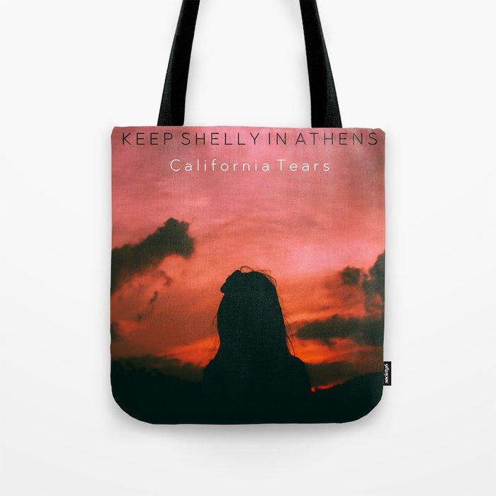 California Tears Tote Bag