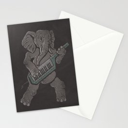 Trunk Rock Stationery Cards