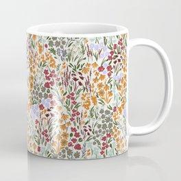 Spring flowery meadow 02 Coffee Mug