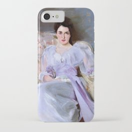 Master Painting iPhone Case